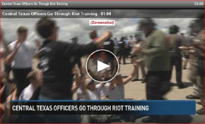Texas Riot Training screenshot
