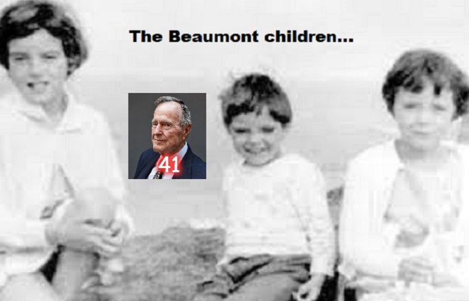 The Beaumont children + Bush