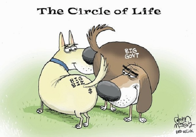 The circle of life dogs