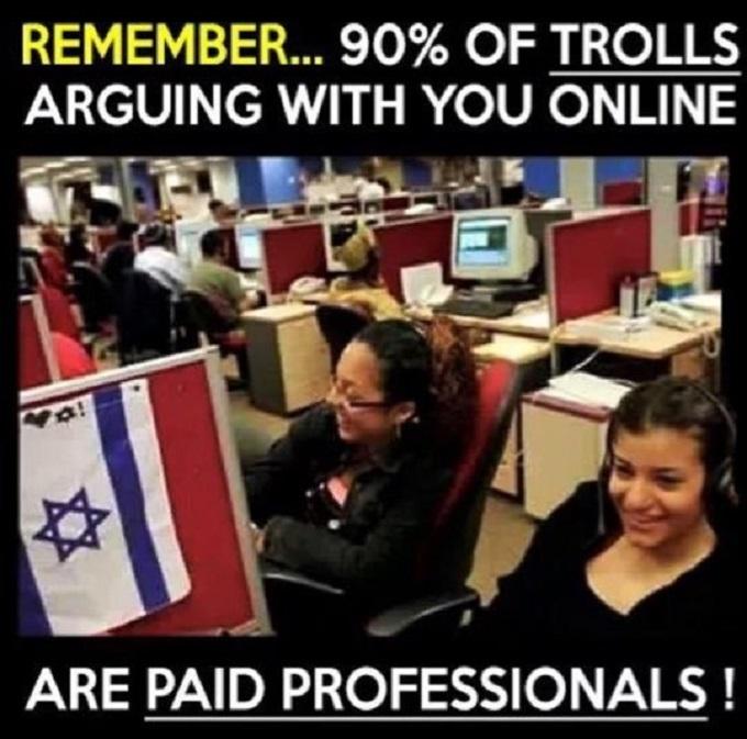 Trolls online