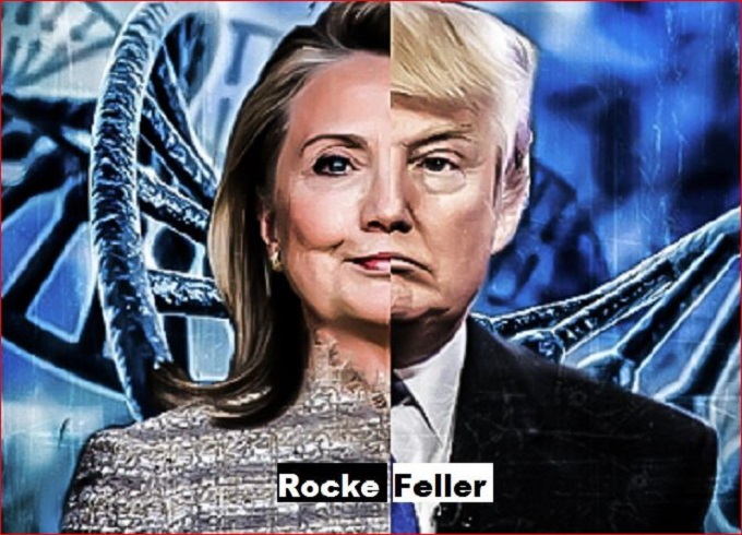 Two Rumsfeld bitches