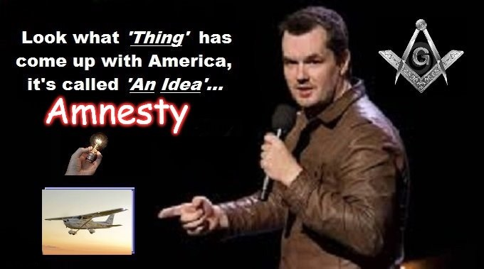 Amnesty THING Jim Jeffries Mason