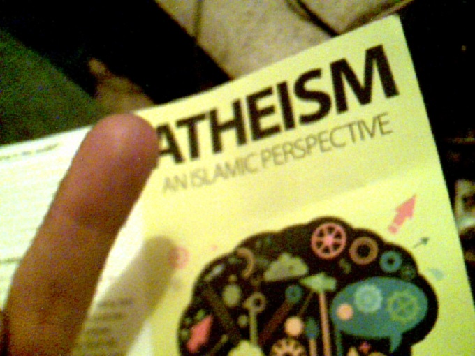 Atheism An Islamic Perspective