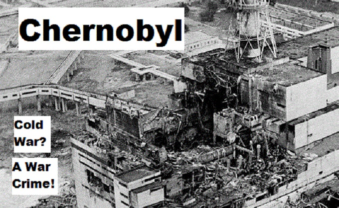 chernobyl war crime