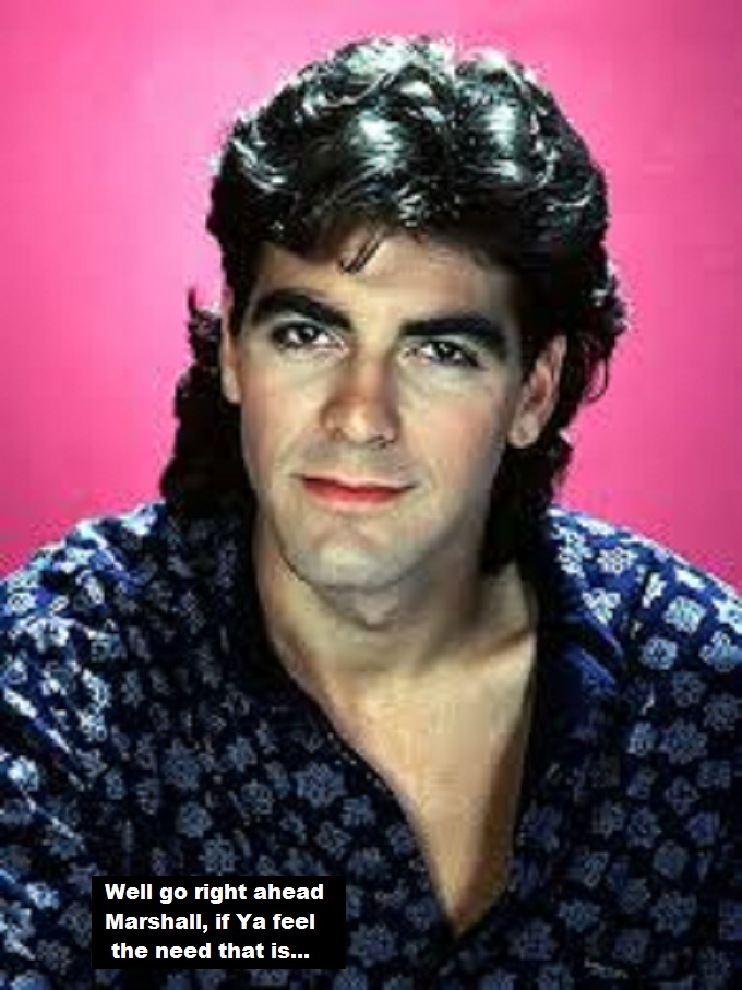 Clooney Marshall