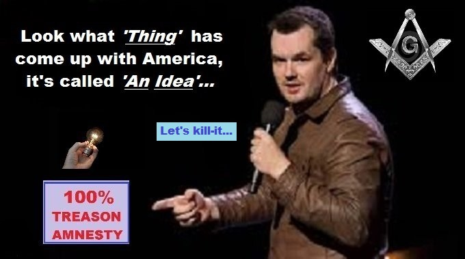 Jim Jeffries Idea Thing MASON
