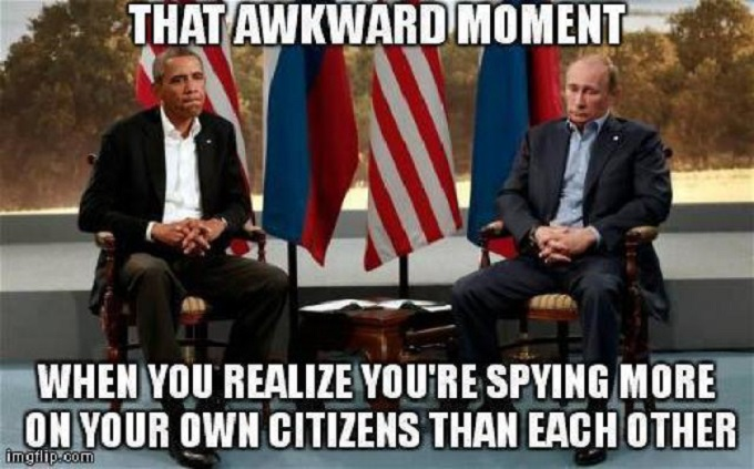 obama-putin spying awkward-moment