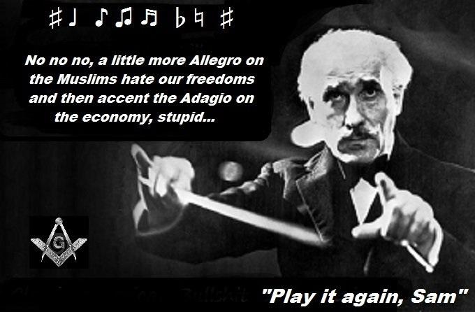 Play it again Sam Mason Conductor