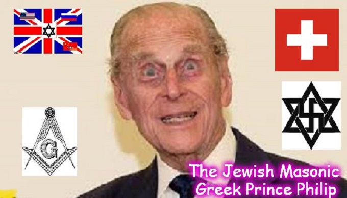 Prince Philip's Greek panapoly ~