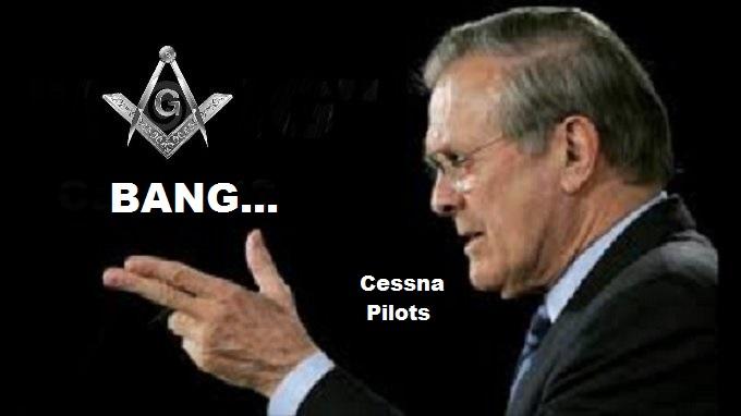 Rummy Camelot Mason BANG CEssna pilots