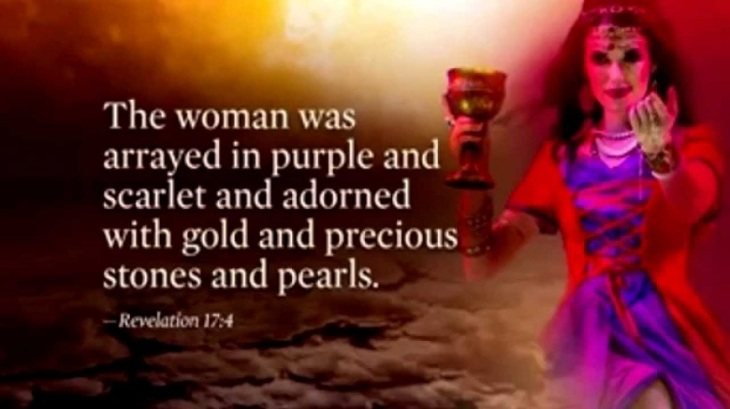 The whore of Yah-Baal-On