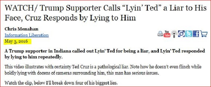 Trump x Cruz liars Screenshot
