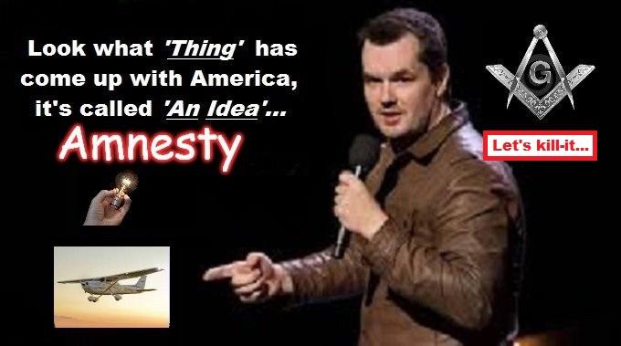 Amnesty THING Jim Jeffries Mason LETS KILL IT