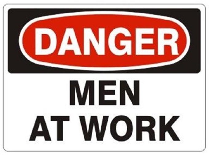 Danger ~ Men at Work
