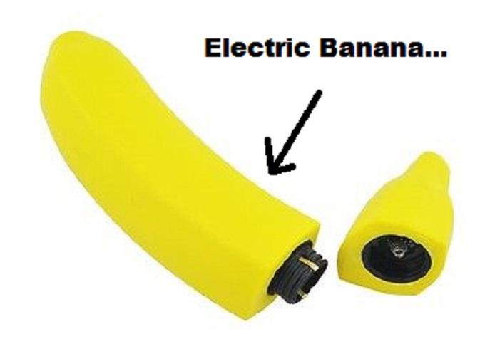 Electric banana