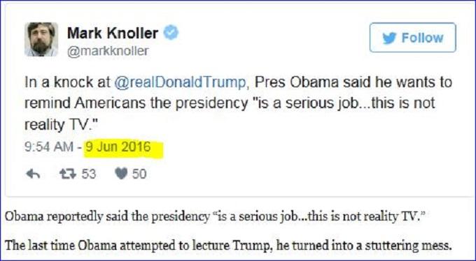 Mark Knoller Twitter Date PP