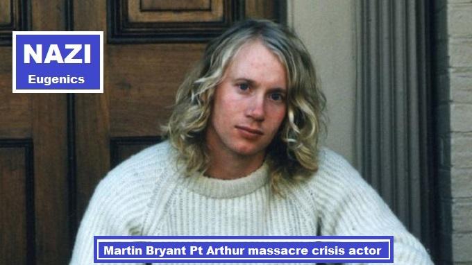 Martin Bryant Nazi Eugenics