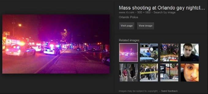 Orlando shooting screenshot