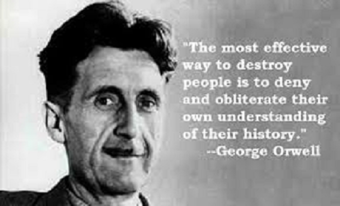 Orwell ~ Destroy people ~