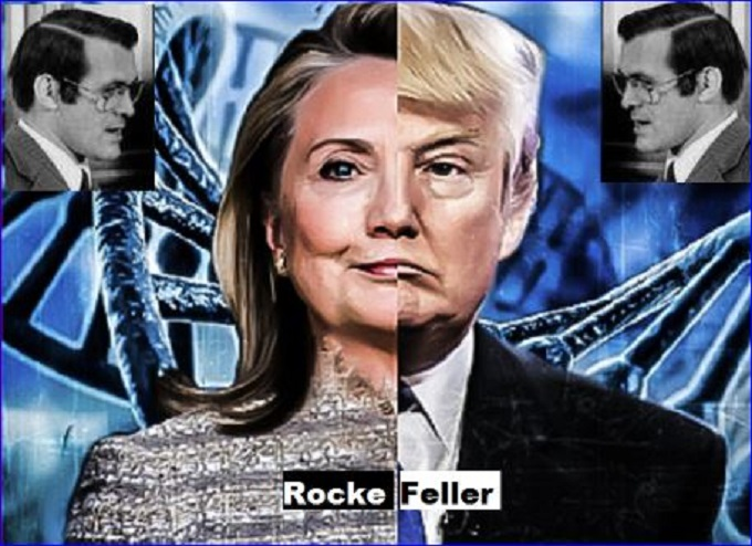 Rummy Clinton Trump
