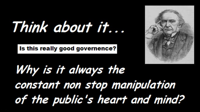 Thinker good governence