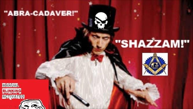Wizard Blink Mason Abba Cadaver