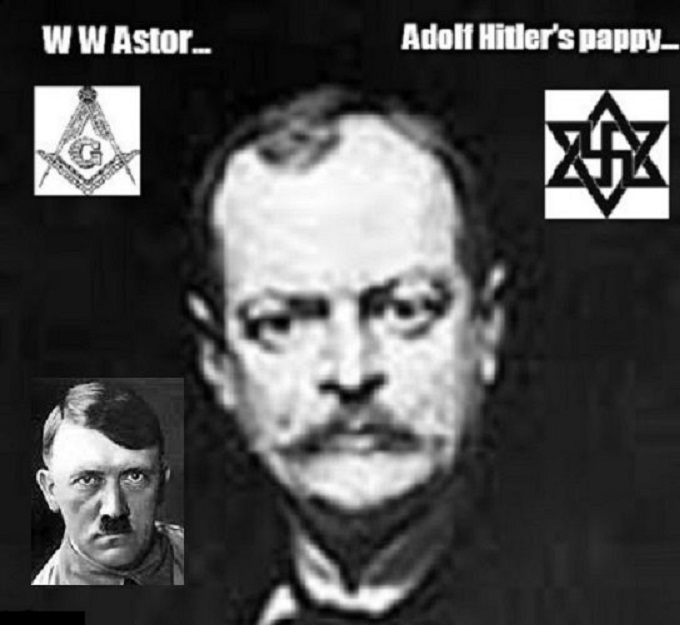 WW Astor Hitler