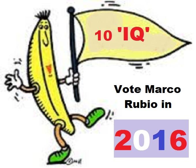 Banana blank IQ 10