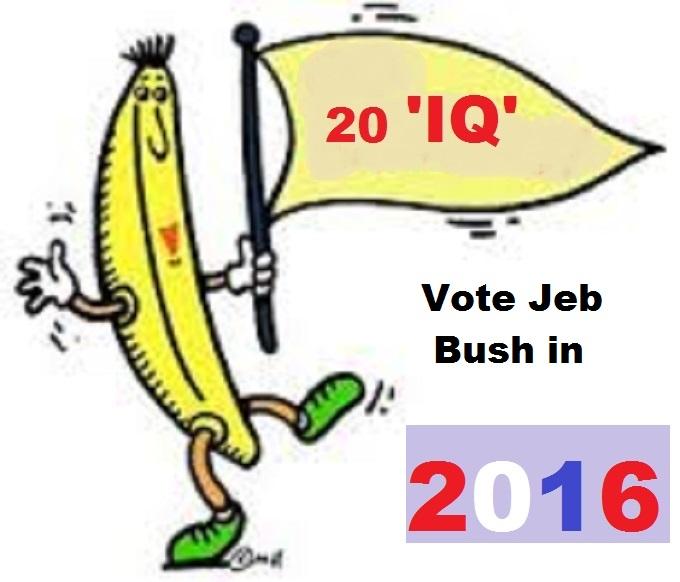 Banana blank IQ 20