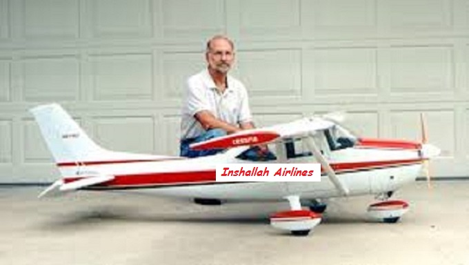 Inshallah Airlines vcessna