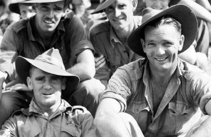 Old Australia Army