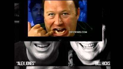 Alex Jones teeth One