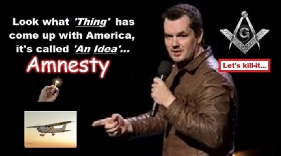 Amnesty THING Jim Jeffries Mason LETS KILL IT 560