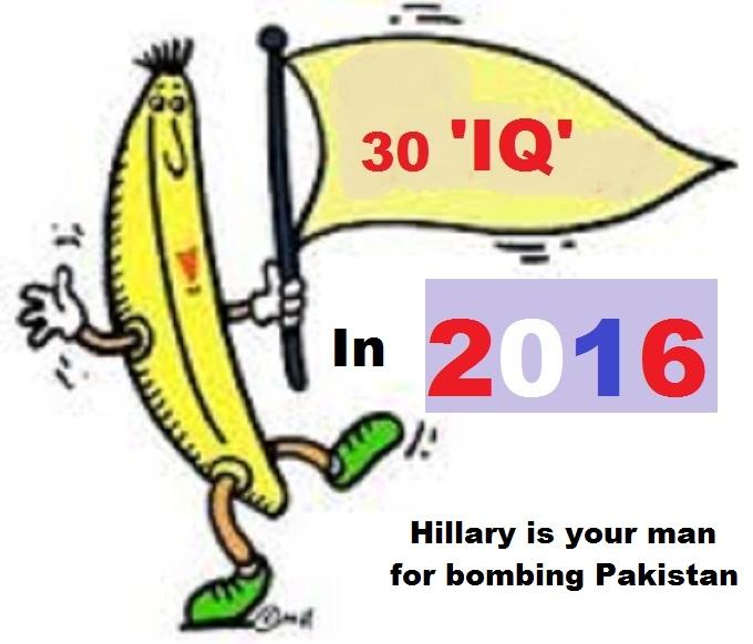 Banana blank IQ 30
