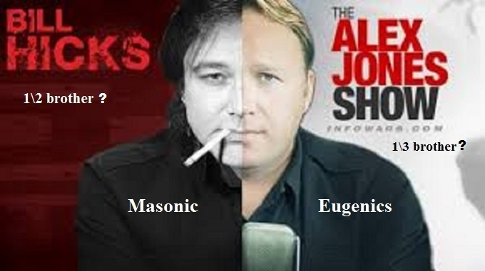 Bill Hicks Alex Jones show Question MARK