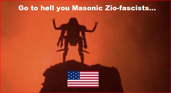 Black Hole Hell AMERICA ZIO-FASCISTS