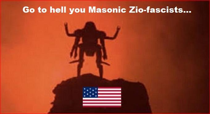 Black Hole Hell AMERICA ZIO-FASCISTS