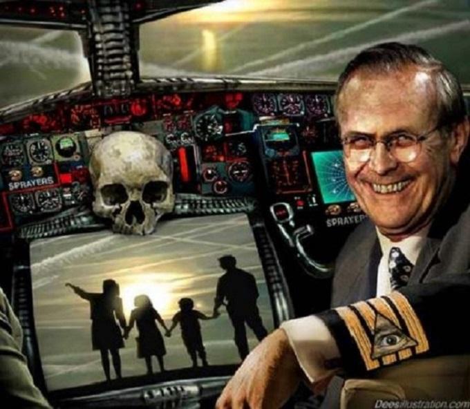 Captain Rumsfeld 620