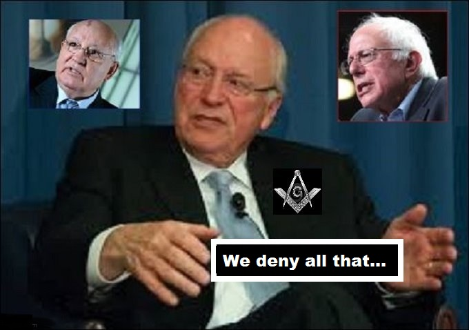 Cheney Mason Muslim Cessna WE DENY all THAT