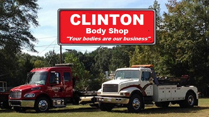 Clinton Body Shop