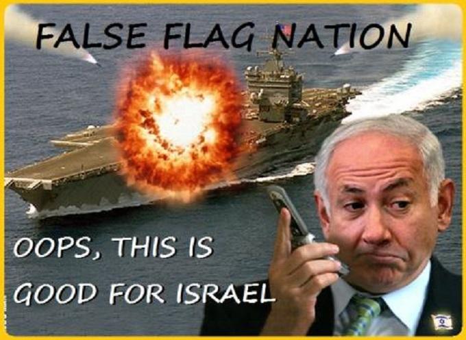 Flase Flag Nation Netanyahu Three