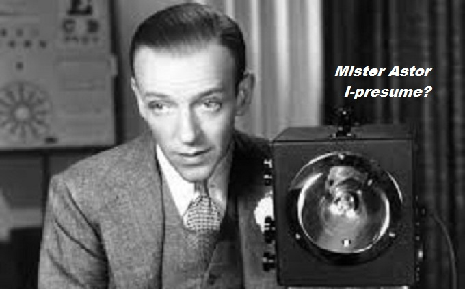 Fred Astaire Mister Astor
