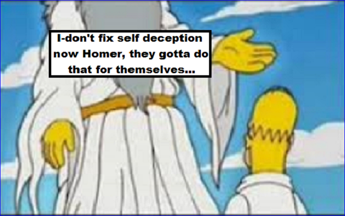 Homer and God self deception 680