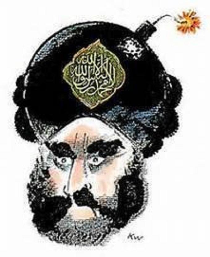 Islam bomb turban
