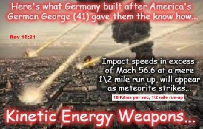 Kinetic Energy weapon (2)