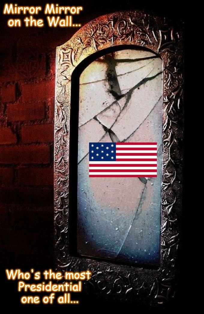 Mirror Mirror American Presidential