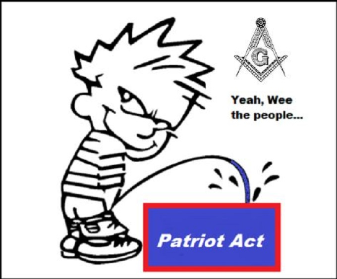 Patriot Mason Act