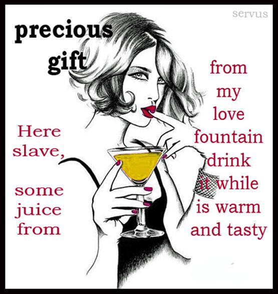 Precious gift crap