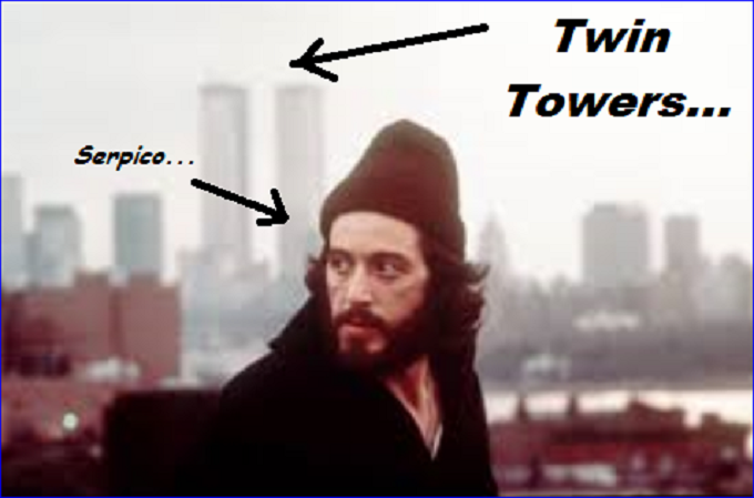Serpico Twin Towers