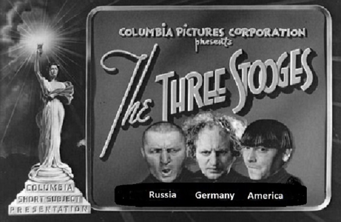 The Three Stooges ~ (2)